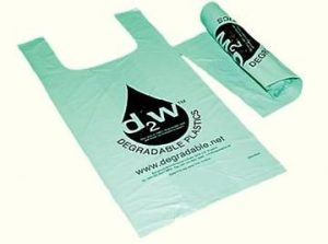 Biodegradable garbage bags manufacturer