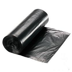 black-trash-bag