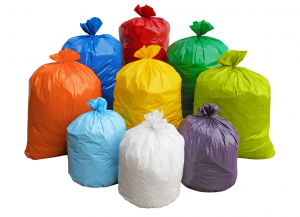 garbage compactor bags